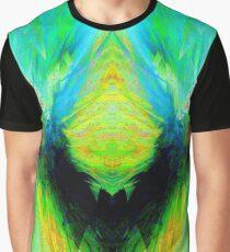Cat Wizzle Graphic T-Shirt