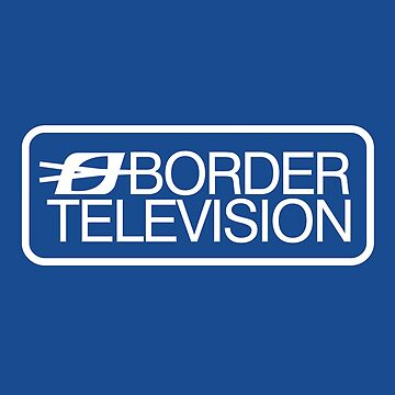 Retro ITV region Border television logo  by unloveablesteve