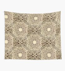 Ornamental and  Illumination Traditional Art design Wall Tapestry