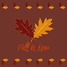 Fall in Love by emilypigou