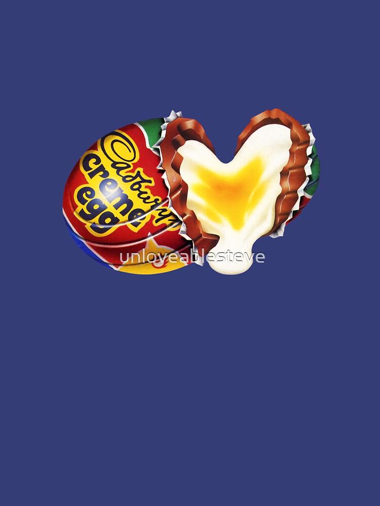 Creme Egg by unloveablesteve