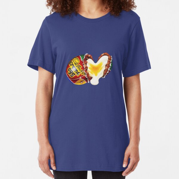 Creme Egg Slim Fit T-Shirt