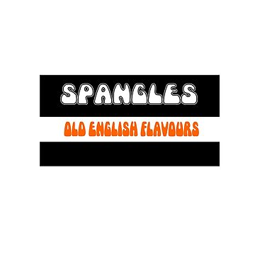 Old English Spangles 1970s retro boiled sweets by unloveablesteve