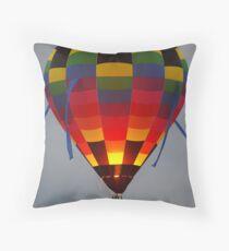 Floating Lantern Throw Pillow