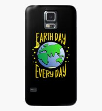 Don't Be Trashy, Save The Earth,  Help End Plastic Pollution. #earthday Case/Skin for Samsung Galaxy