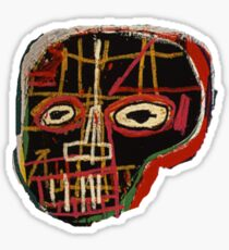 Basquiat Sticker