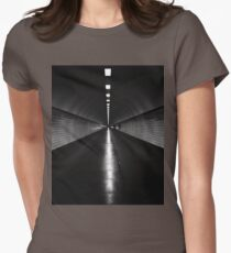 The Tunnel Womens Fitted T-Shirt