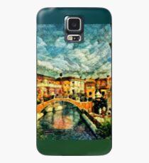 Keldjir-Kanal Hülle & Klebefolie für Samsung Galaxy