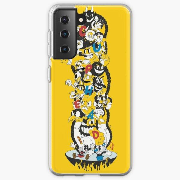 BOSSBATTLE Samsung Galaxy Soft Case