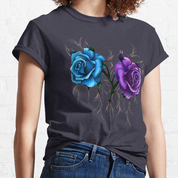 Tattoo Roses Classic T-Shirt