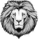 Lion von KerstinSchoene