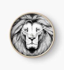 Lion Uhr
