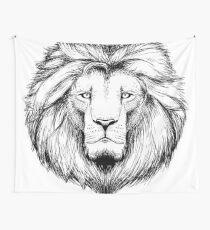 Lion Wandbehang