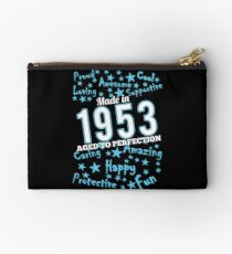 Made In 1953 - Aged To Perfection Studio Pouch
