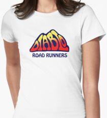 Diablo Road Runners Women's Fitted T-Shirt