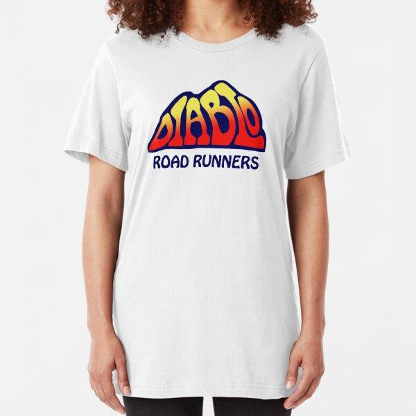 Diablo Road Runners Slim Fit T-Shirt