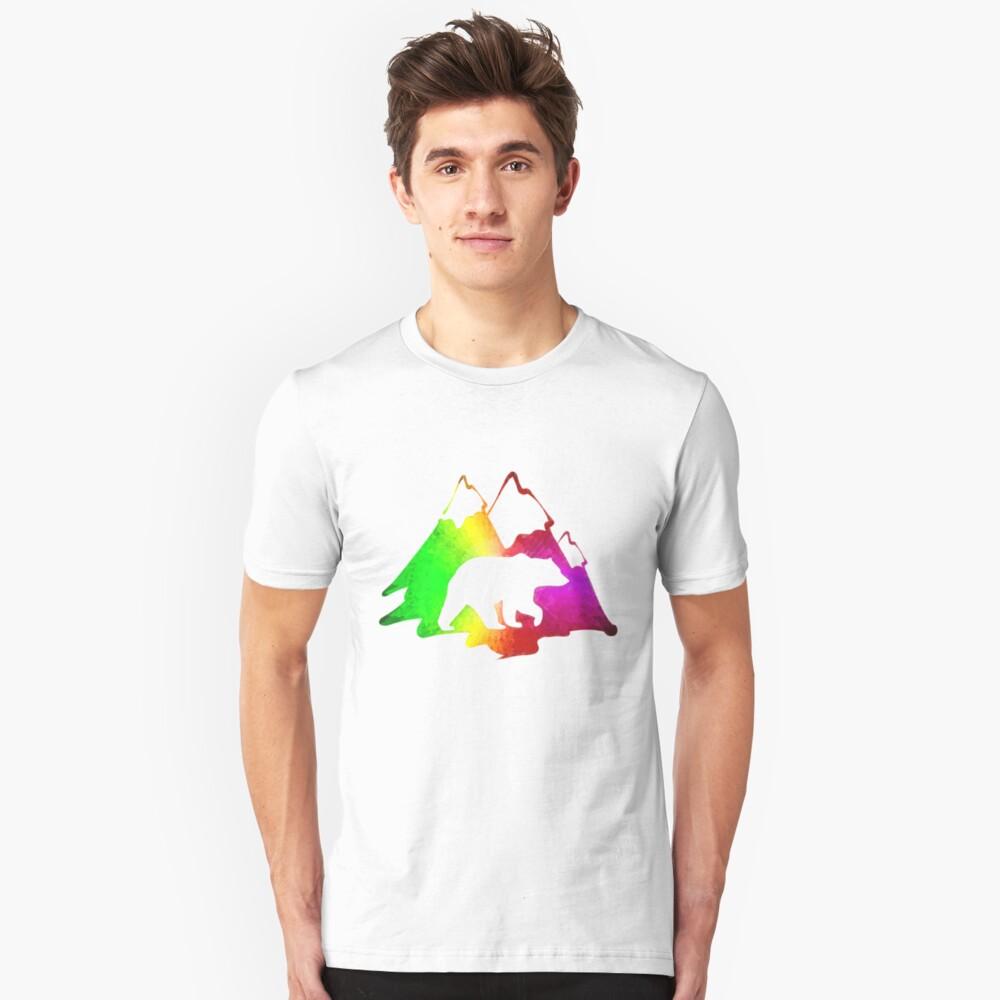 Bear Mountain Slim Fit T-Shirt