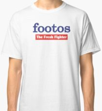 Footos the Fresh Fighter Classic T-Shirt