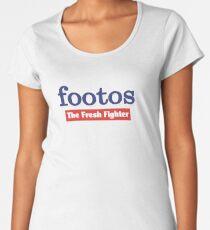 Footos the Fresh Fighter Women's Premium T-Shirt