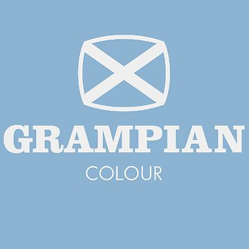 Grampian retro TV logo  by unloveablesteve