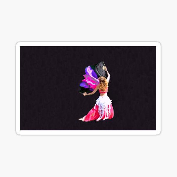 Fanveil flutter Sticker