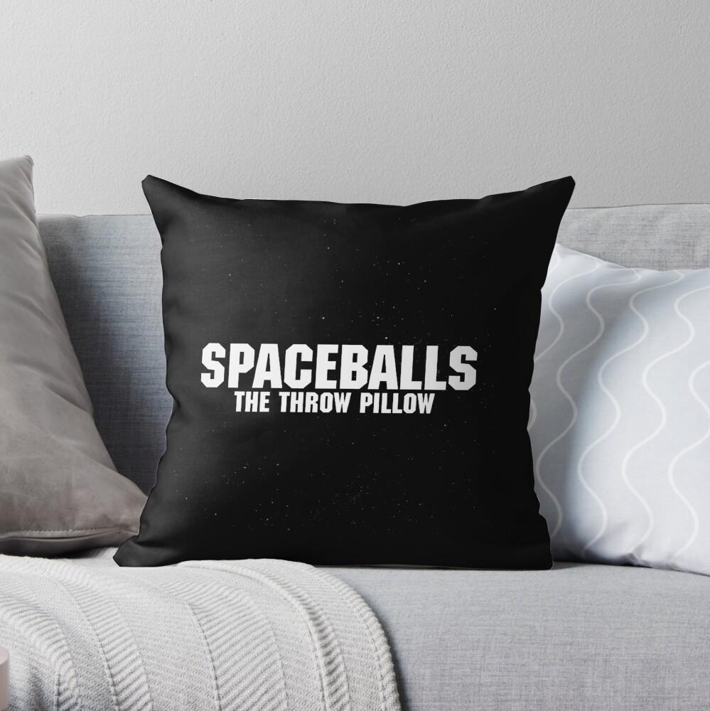 Spaceballs - The Merchandise Throw Pillow