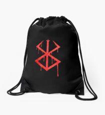 Berserk Demon Mark Drawstring Bag