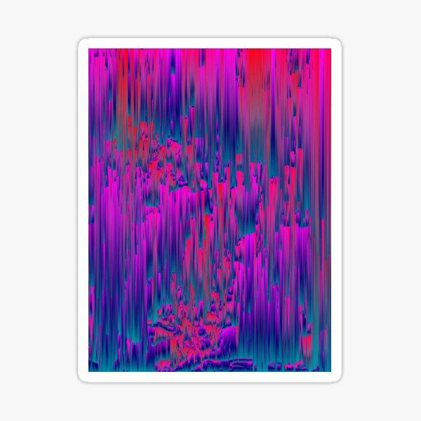 Lucid - Pixel Art Sticker
