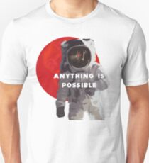 Anything Is Possible Slim Fit T-Shirt