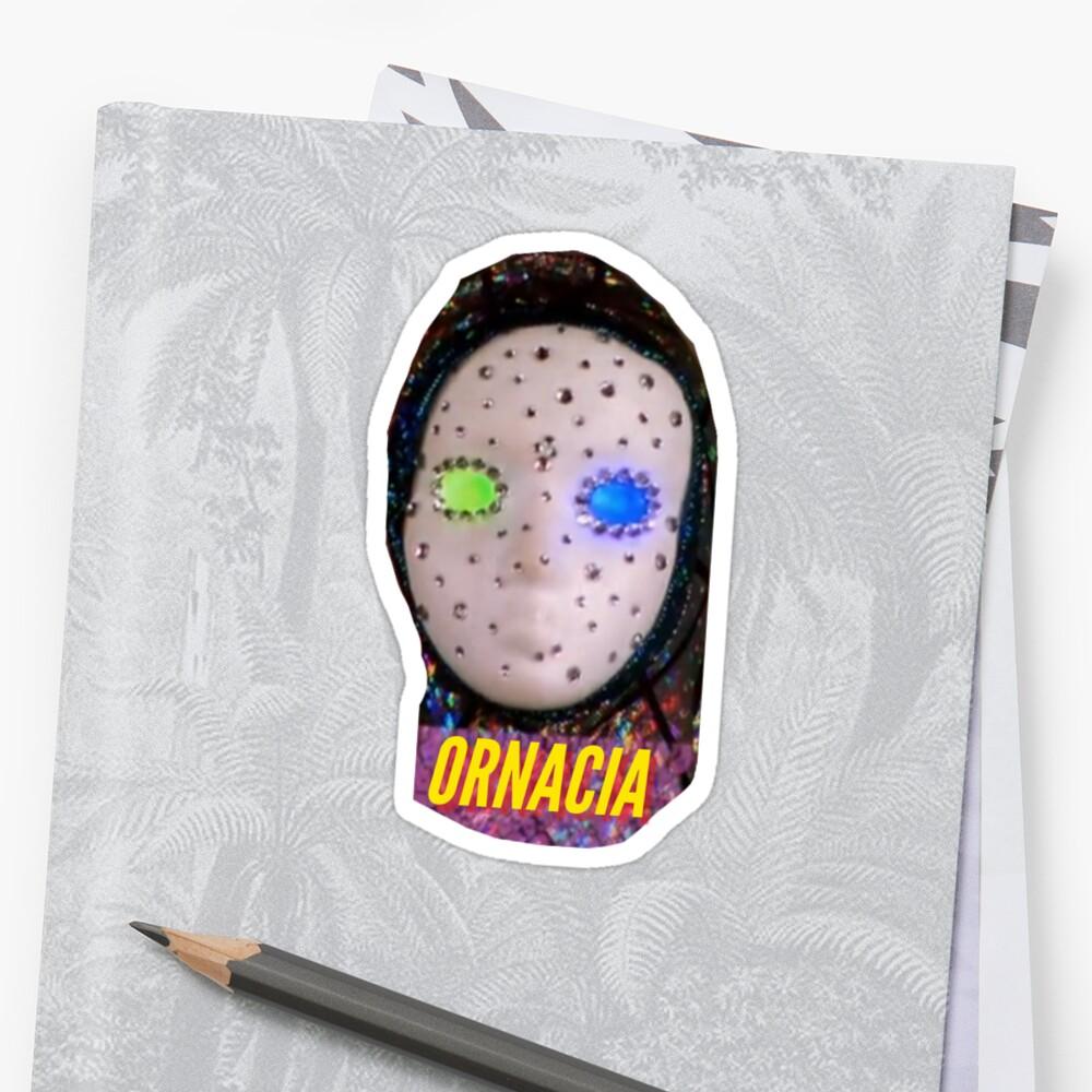 Ornacia  Sticker