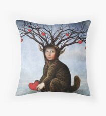 Give me your love Throw Pillow