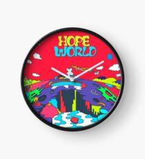 J-Hope Hope World Album Art Clock