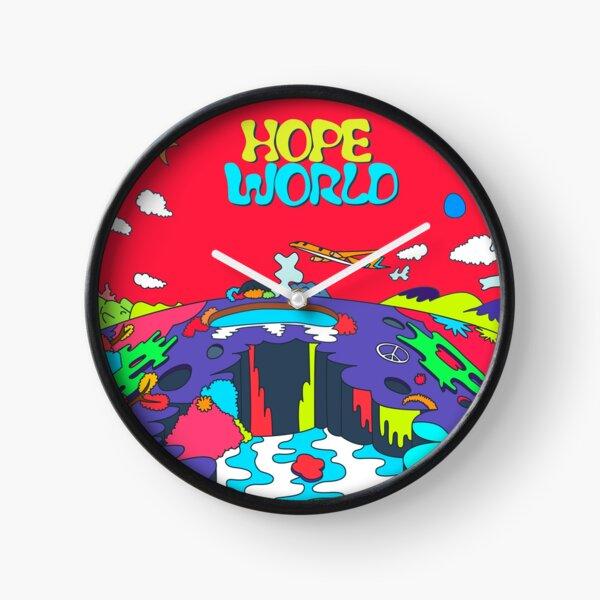J-Hope Hope World Album Art Reloj
