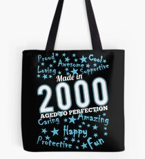 Made In 2000 - Aged To Perfection Tote Bag