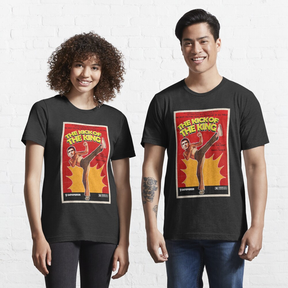 The Kick of the King (Eric Cantona) Essential T-Shirt