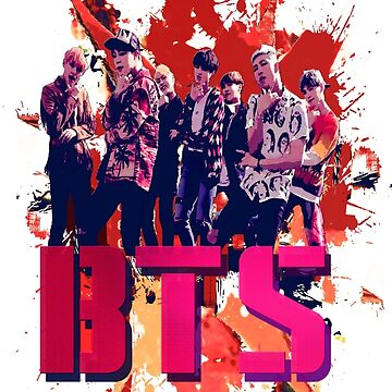 BTS t shirt by geregorik