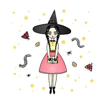 Beautiful witch  by twin2017