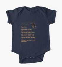 Dogs Are Better Than Children One Piece - Short Sleeve
