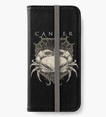 Zodiac Cancer - Zodiac Cancer iPhone Wallet/Case/Skin