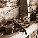 Old Tools by Sprinkla
