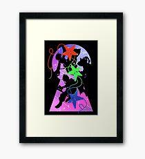BBS - Stars Framed Print