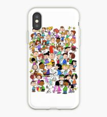 PEANUTS FAMILY iPhone Case