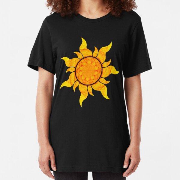 Seeds of the Sun - No BG Slim Fit T-Shirt
