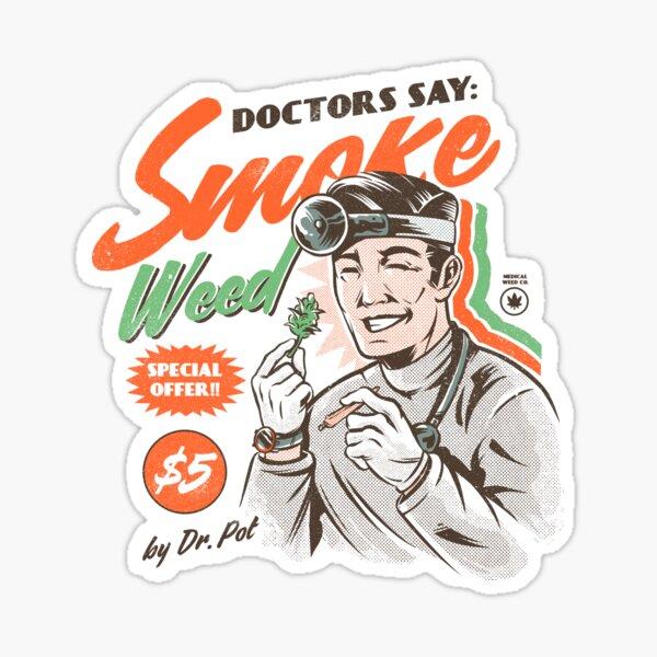 Medical advice Sticker