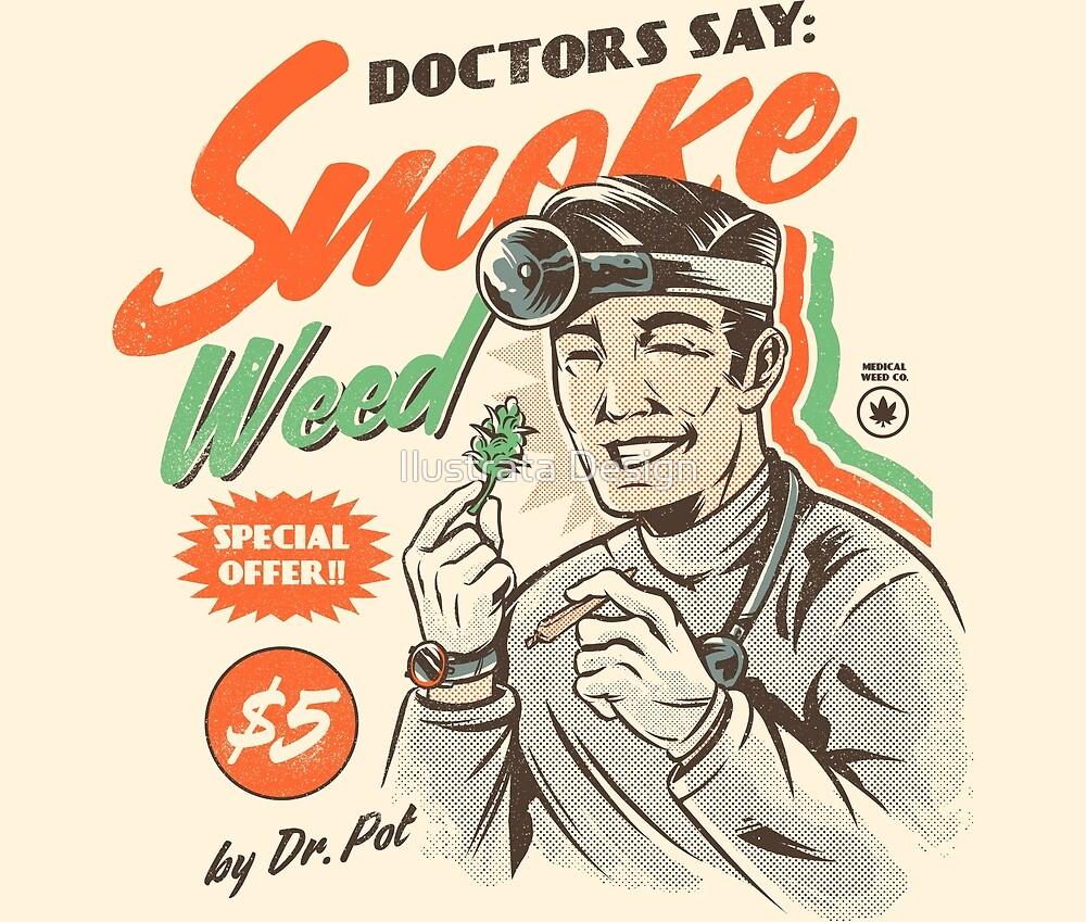 Medical advice by Ilustrata Design