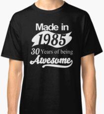 Birthday 30th funny Classic T-Shirt