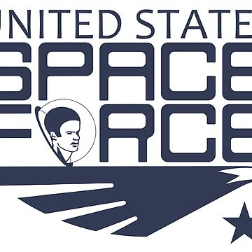 USSF  United States Space Force by zaxart