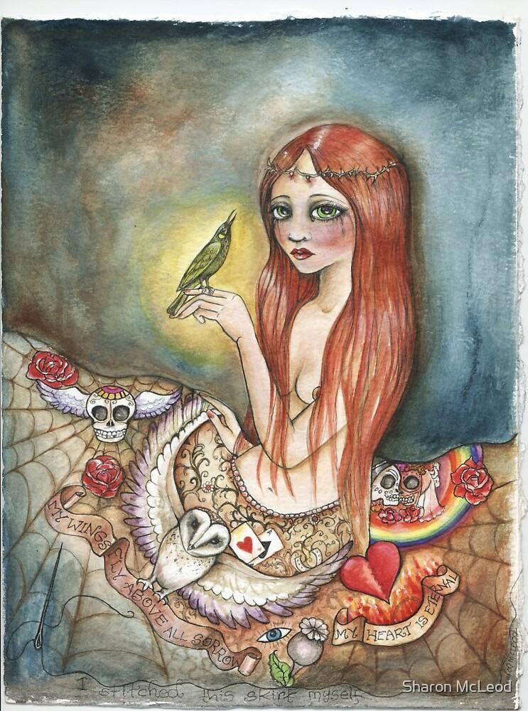 Skirt of Sorrow by Sharon McLeod