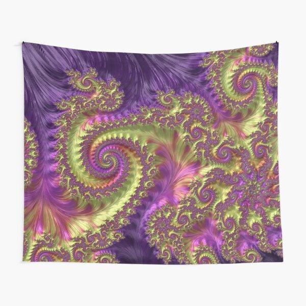 Hallucinogenic Fractal Tapestry