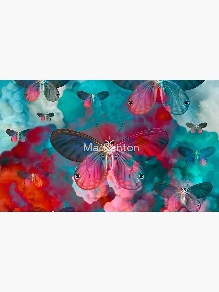 """Spring Butterfly love"" de MarCanton"